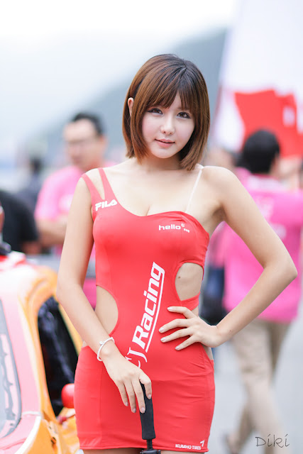 4 Ryu Ji Hye at CJ SuperRace R4 2012 [Part 2]-Very cute asian girl - girlcute4u.blogspot.com