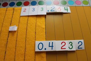 Les multiplications des nombres décimaux en colonnes Soutien 67