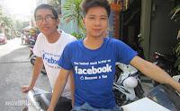 Áo thun Facebook