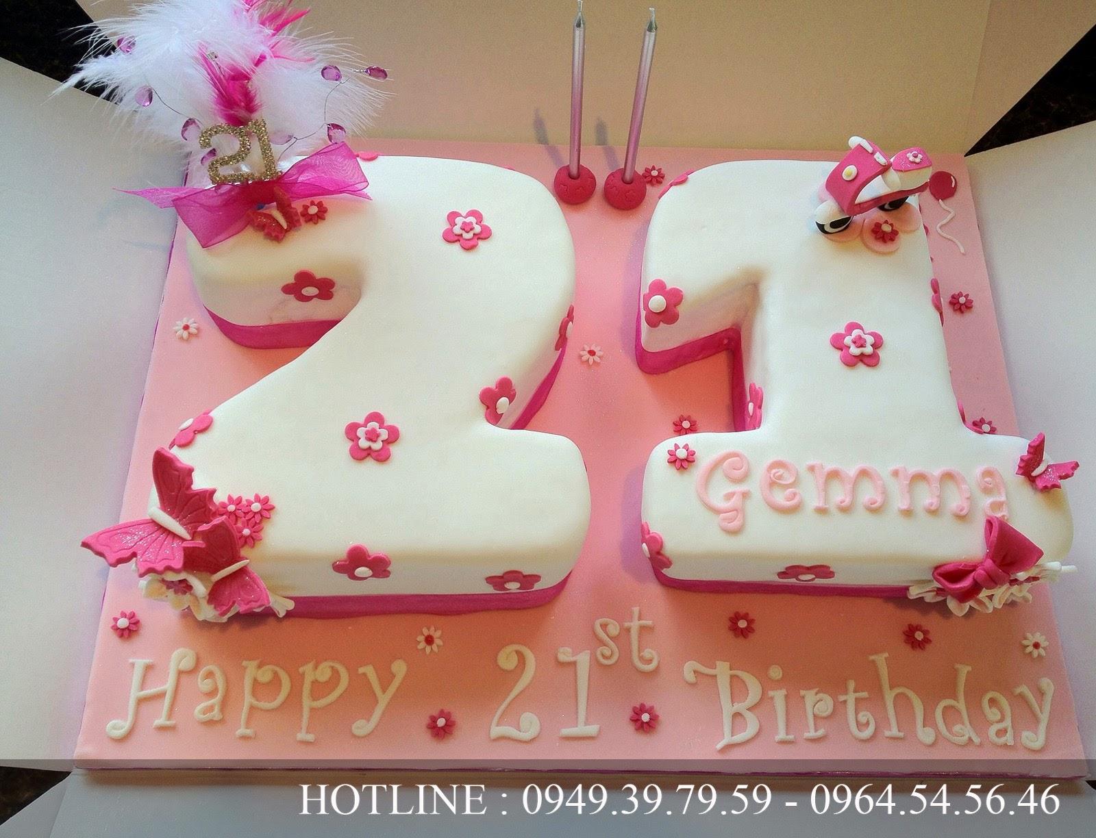 Những mẫu bánh sinh nhật đẹp, dễ thương được yêu thích nhất sẽ giúp bạn dễ dàng lựa chọn khi đặt bánh kem sinh nhật để tặng người yêu, ...