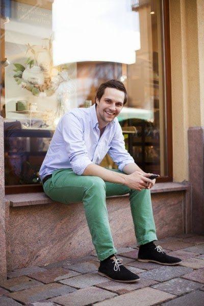 look masculino calça verde (1)