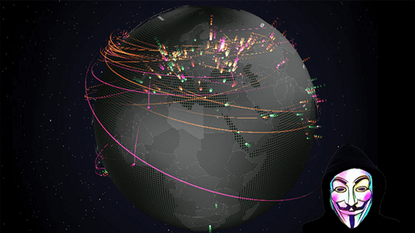 3 unknown websites let you follow all cyber attacks around the world in an amazing way