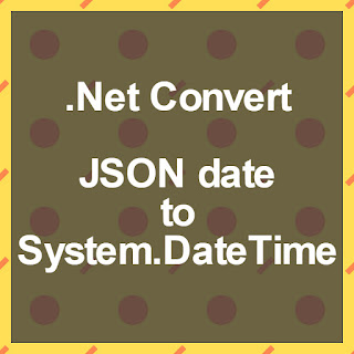 .Net Convert a JSON date to System.DateTime