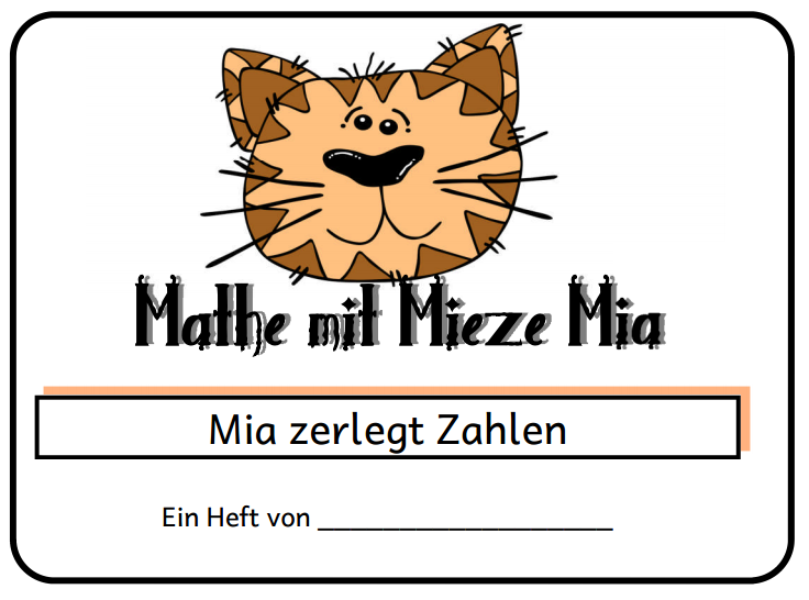 SCHÜLERCLUB Dornbirn: [ #mathematik ] Mathe mit Mieze Mia: 50 ...