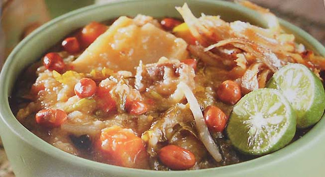 Kuliner Kalimantan Timur The Colour Of Indonesia