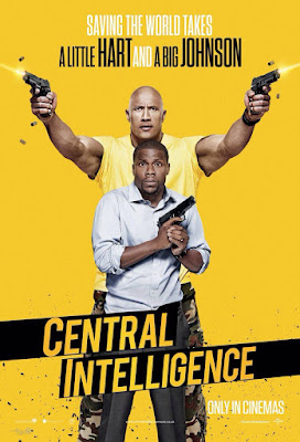 CENTRAL INTELLIGENCE : Saving The World Takes