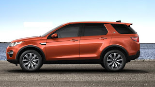 2017 range rover discovery sport orange color