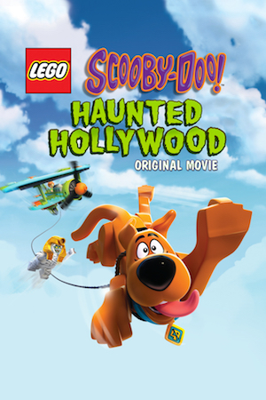 Poster Lego Scooby-Doo!: Haunted Hollywood 2016