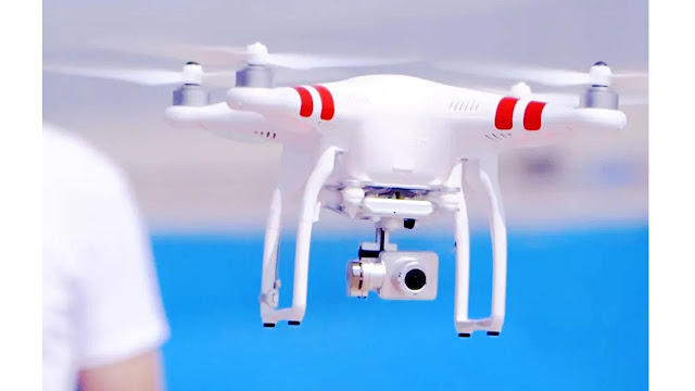 Perusahaan Ini Paksa Pulang Karyawan Lembur Pakai Drone