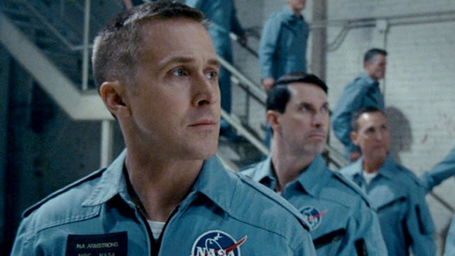 Ryan Gosling in 'First Man' Courtesy of Venice International Film Festival