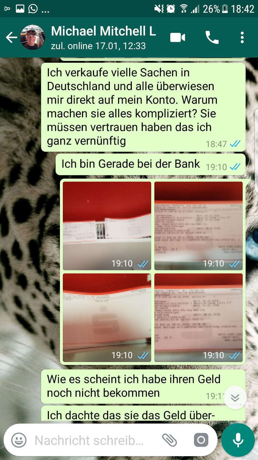 Nett überweisung Betrug Zeitgenössisch - Schaltplan Serie Circuit ...