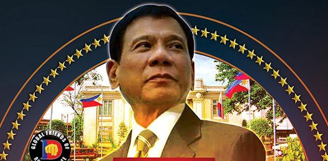 """Tahu Diri, Duterte Mau Mundur """"Saya Tidak Berniat Menunggu Hingga 2022 Saya Sudah Tua"""""""