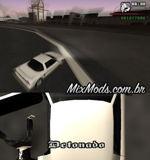 car hit mod gta sa life