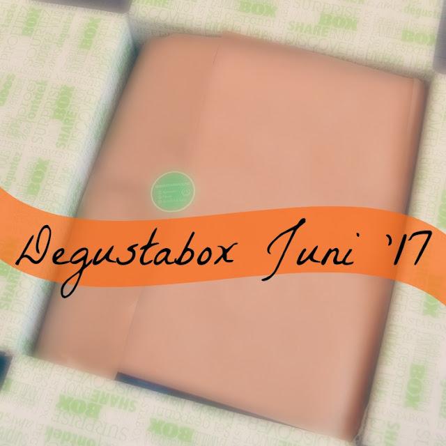 Degustabox Juni '17