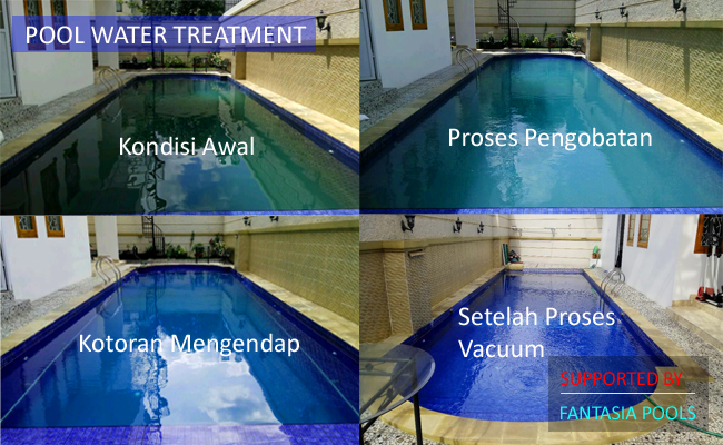 water treatment kolam renang