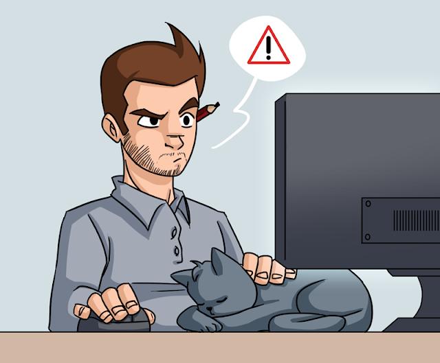 Attention aux arnaques sur Internet!