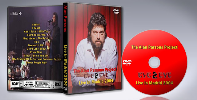 Alan Parsons - Live in Madrid 2004 DVD