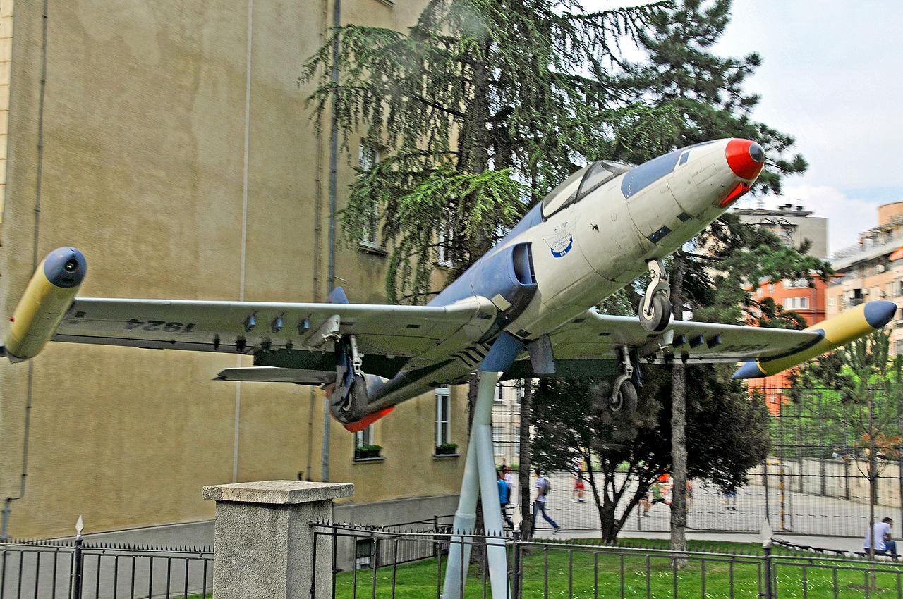 Soko J-21 Hawk  ...J 21