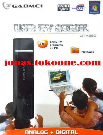 GADMEI TV TUNER UTV380 DRIVERS WINDOWS 7