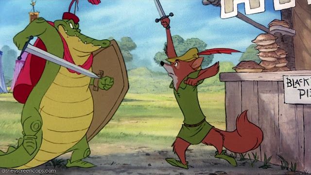 Robin Hood 1973 Disney Hindi English Dual Audio 300MB Free Download