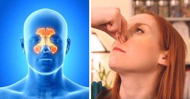 Como aliviar o congestionamento nasal em 30 segundos ou menos!