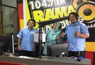 Lowongan Kerja Audio Produksi Rama FM Bandung