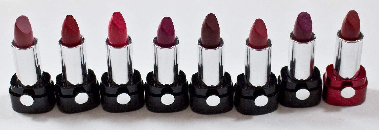 749fca4748e3 Marc Jacobs Beauty The Sofia - Five Piece Petites Le Marc Lip Crème  Collection in Infamous