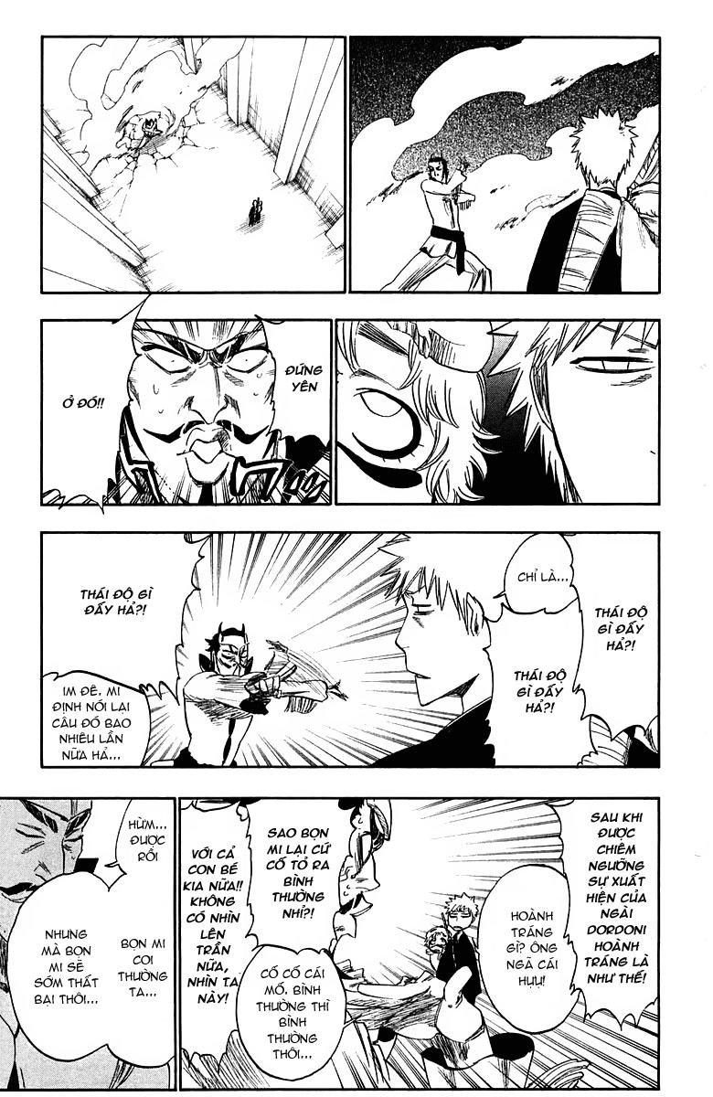 Bleach chapter 250 trang 12