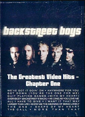 Backstreet Boys The Video Hits Chapter One 2001 DVD R1 NTSC Sub