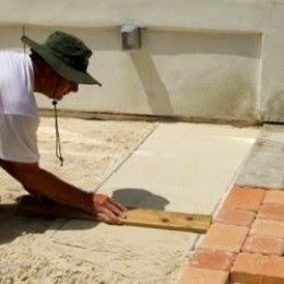 How to Create a Patio with Stone Pavers