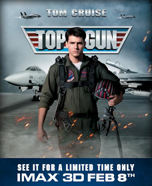 Top Gun en 3D
