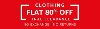 Amazon Super Clearance Sale