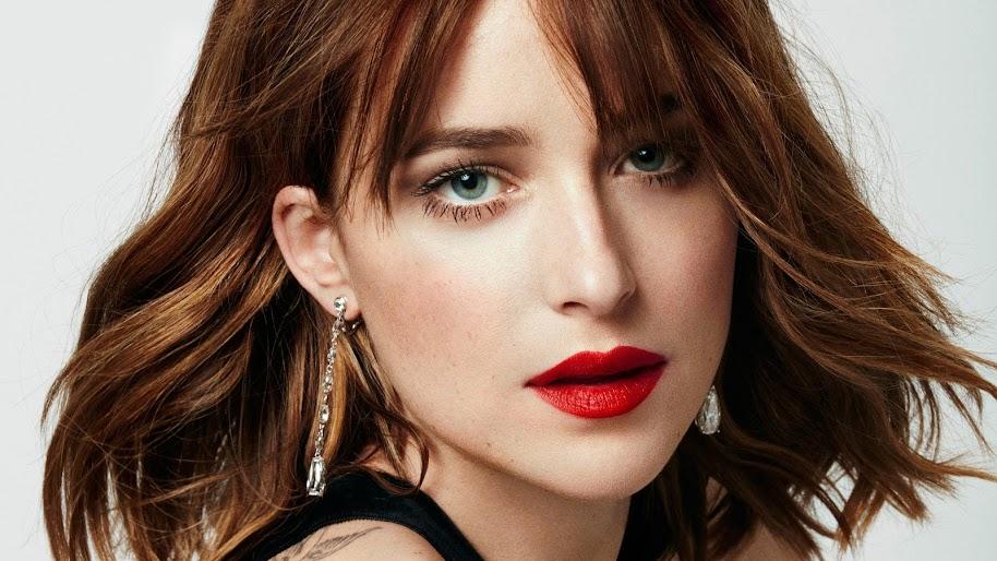 Dakota Johnson, Beautiful, Brunette, Girl, 4K, #304