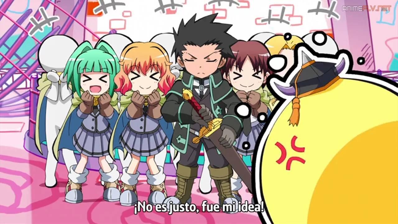 Koro sensei Quest 3 sub español
