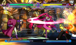 BlazBlue Continuum Shift (XBOX360)