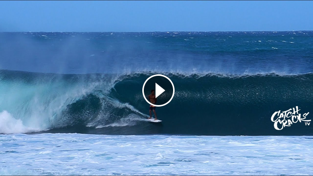 North Shore FREE SURF and NO GO at Pipe Masters RAW