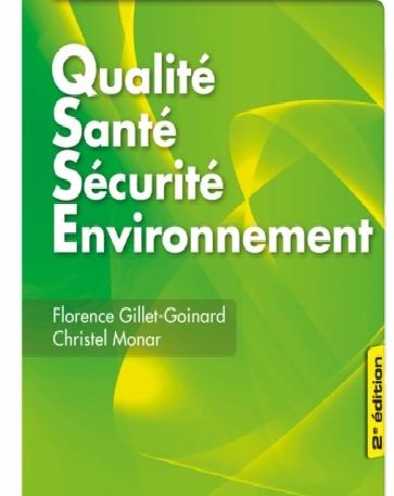 le livre toute la fonction qualité , santé , sécurité et environnement
