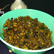 healthy bitter gourd fry | how to cook oil bitter gourd fry | Kitchen Indya