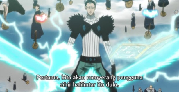 Black Clover Episode 51 Subtitle Indonesia