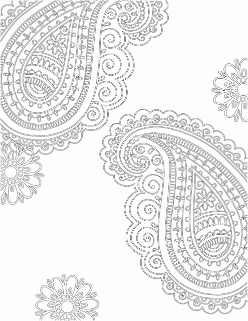 crazy design coloring pages - photo#41