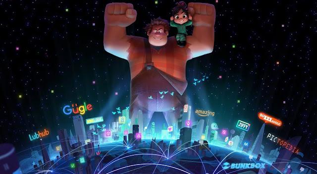 "Walt Disney Animation anuncia ""Detona Ralph 2"" para 2018"