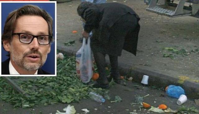 Γερμανός πρέσβης: «Απορώ πως στην Ελλάδα δεν ξέσπασε εμφύλιος»