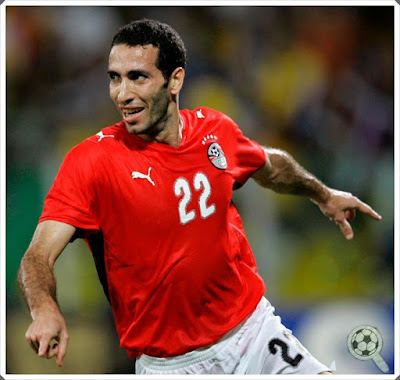 Aboutrika Egypt Confederations Cup 2009