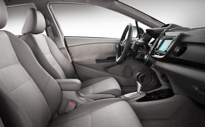 2012 Honda Insight Interior One Heart