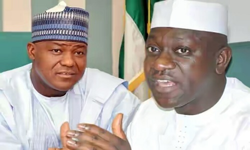 House of Reps Lifts Suspension On Hon. Jibrin Who Exposed Budget Padding