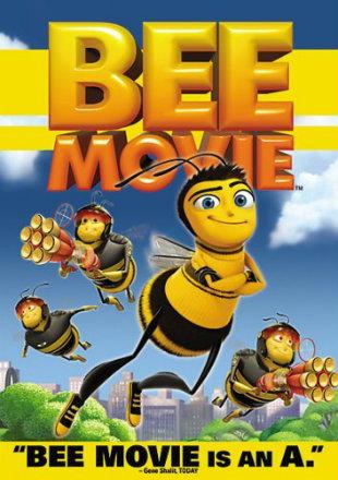 Bee Movie 2007 BRRip 720p Dual Audio In Hindi English
