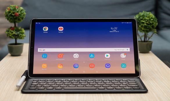 سامسونج تقوم بطرح جهازها اللوحي Galaxy Tab S4 !! تعرف على مواصفاتها و ثمنها !!