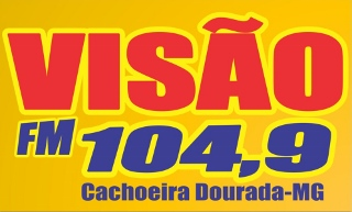 Rádio Visão FM de Cachoeira Dourada MG ao vivo na net