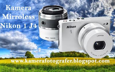 Harga dan Spesifikasi Kamera Mirroless Nikon 1 J4