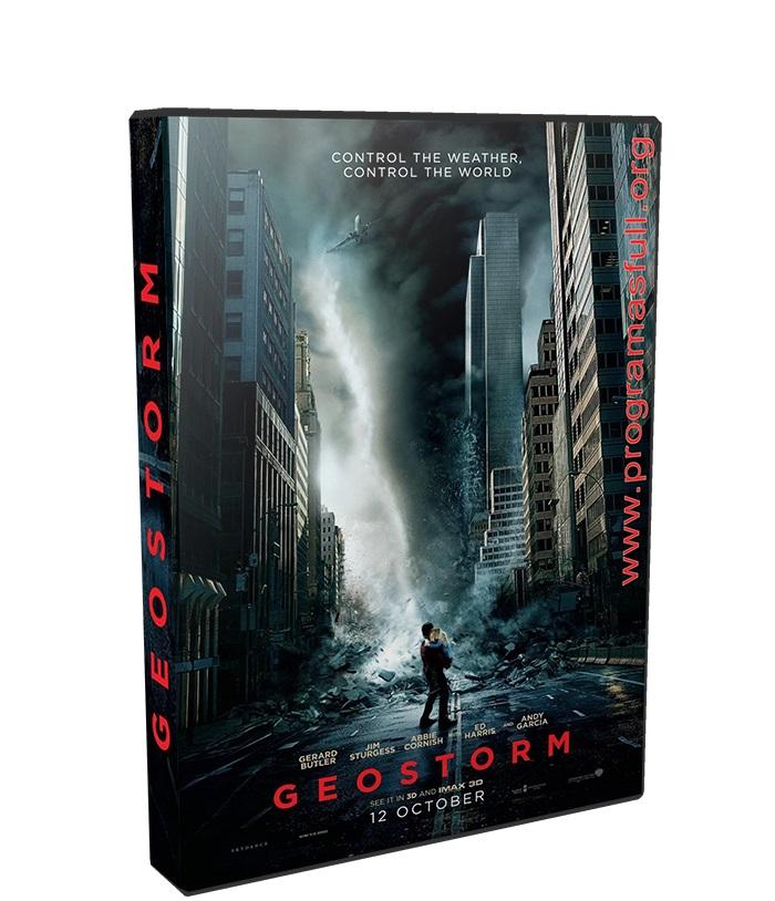 Geo-Tormenta poster box cover
